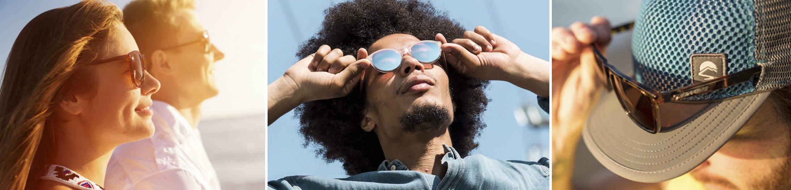 stile Italiano eyewear, occhiali da sole, protezione per tuoi occhi